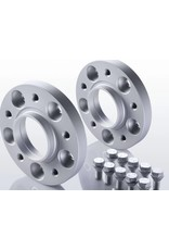 2 élargisseurs de voie à 23 mm (acier)