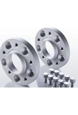 2 élargisseurs de voie à 22 mm (aluminium) 5x130 M14x1,5