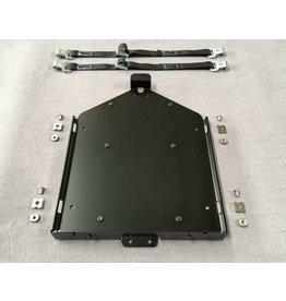 Système porte bidon pour notre système porte charge modulable pour VW T5/T6 et MB Vito /Viano