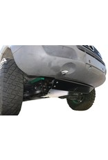 VAN COMPASS Protection /blindage moteur Sprinter T1N 2WD (sans rehausse)