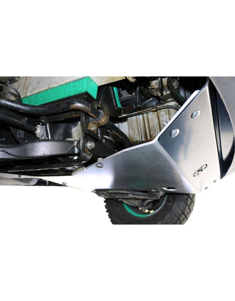 VAN COMPASS Protection /blindage moteur Sprinter T1N 2WD (avec rehausse)