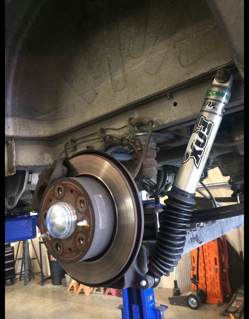 Van Compass body lift kit complete 3,81 cm for Fiat Ducato III/Citroën Jumper II/Peugeot Boxer II/Ram ProMaster (Typ 250)