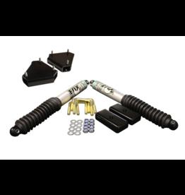 Kit rehausse 3,81 cm FIAT DUCATO 250 AVEC FOX