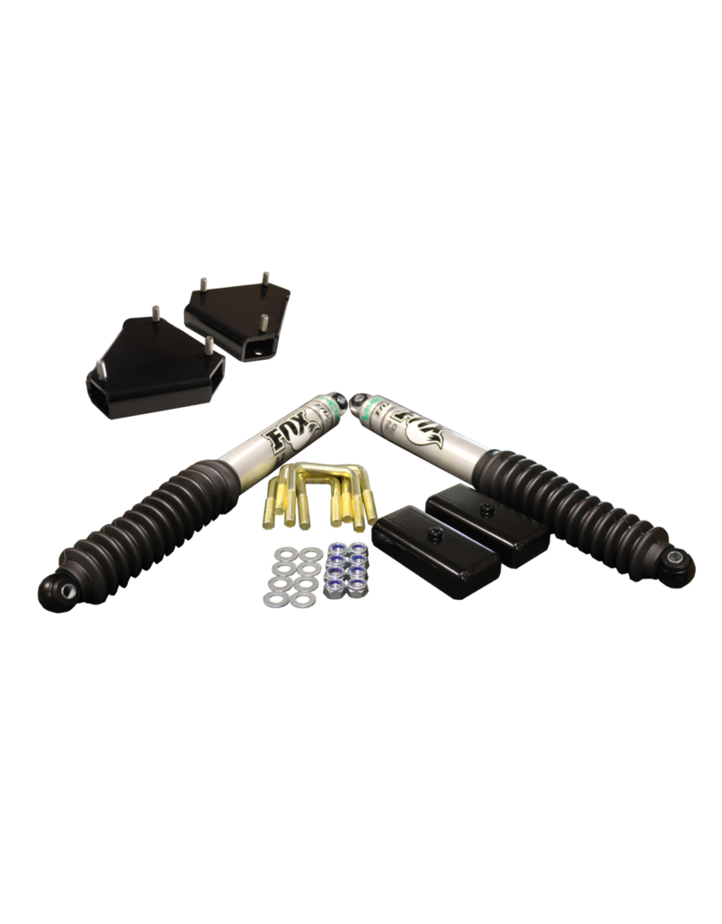 Van Compass Body Lift Kit Complete 3 81 Cm For Fiat Ducato