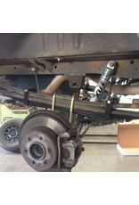 """VAN COMPASS REAR ADD-A-LEAF SPRING PACK, 4X4 SPRINTER 906 (3t with dual leaf springs), lift 1-1,3"""""""