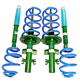 BILSTEIN HD Bilstein B6 confort 30 mm body lift kit for VW T5 with 4 main springs HD +300kg