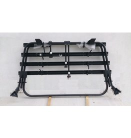 "Bike carrier VW ""Logo"" for VW T5 black powder coated"