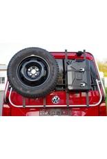 TERRANGER  Erweiterungssatz für Fahrradträger VW T5/T6 logo- zur Aufrüstung zum universellen Heckträger