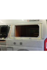 universal Verbreiterungsbacken / Ohren zum Querschlafen passend für diverse Vans wie bspw. Mercedes Sprinter, VW Crafter,  X250/290 Ducato und andere