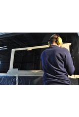Universal widening jaws / ears / Longsleeper for cross sleeping suitable for various vans such as Mercedes Sprinter, VW Crafter, Fiat Ducato X250 / 290 and others.