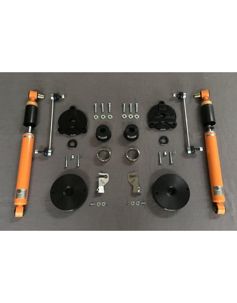 kit rehausse pour Vito / Viano (W447-4WD), à partir 2015, environ 45 mm, TERRANGER