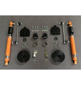 kit rehausse pour Vito / Viano / V (W447-2WD), à partir 2015, environ 45 mm, TERRANGER