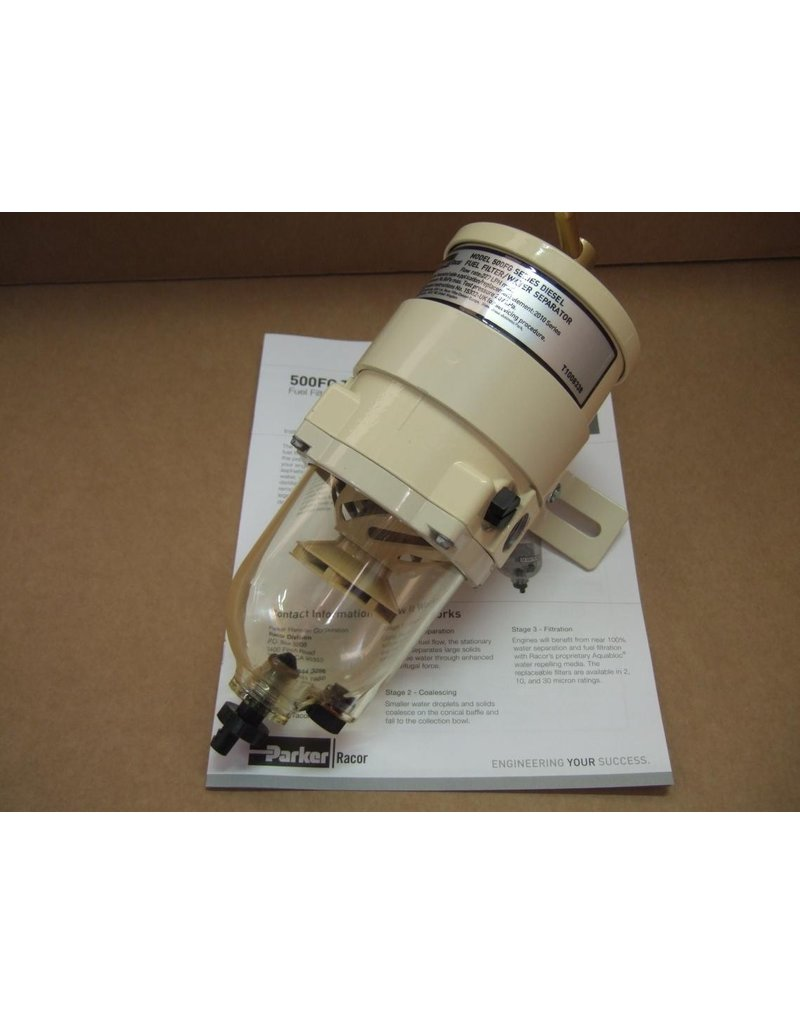 RACOR Pré-filtre carburant série 500FG