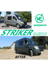 "SPRINTER 2WD NCV3 /W906 STRIKER 2.0"" SUSPENSION LIFT SYSTEM - FRONT"
