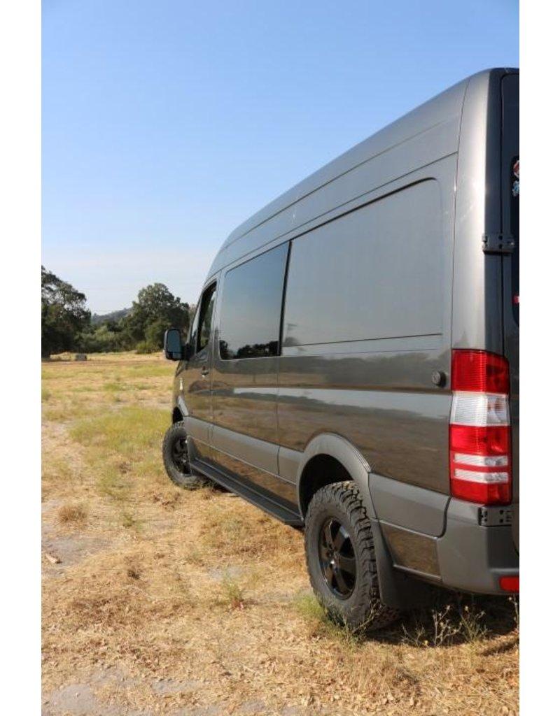 2WD SPRINTER NCV3 /W906 kit rehausse de 5,1 cm - kit complet - AVANT