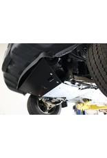 VAN COMPASS Mercedes Sprinter 906 2WD Unterfahrschutz Motor Alu 6 mm /Stahl 5 mm