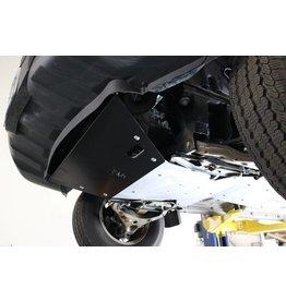 Sprinter 906  2WD blindage moteur alu/acier