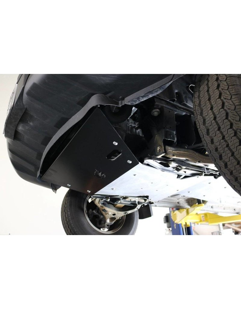 VAN COMPASS Mercedes Sprinter 906 2WD  blindage moteur