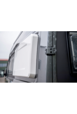 2x Universal widening jaws / ears / Longsleeper for cross sleeping suitable for various vans such as Mercedes Sprinter, VW Crafter, Fiat Ducato X250 / 290 and others