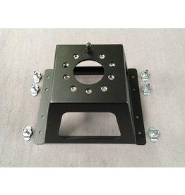 Ersatzrad-Haltemodul für unser modulares Heckträgersystem für VW T5/T6 und MB Vito/Viano