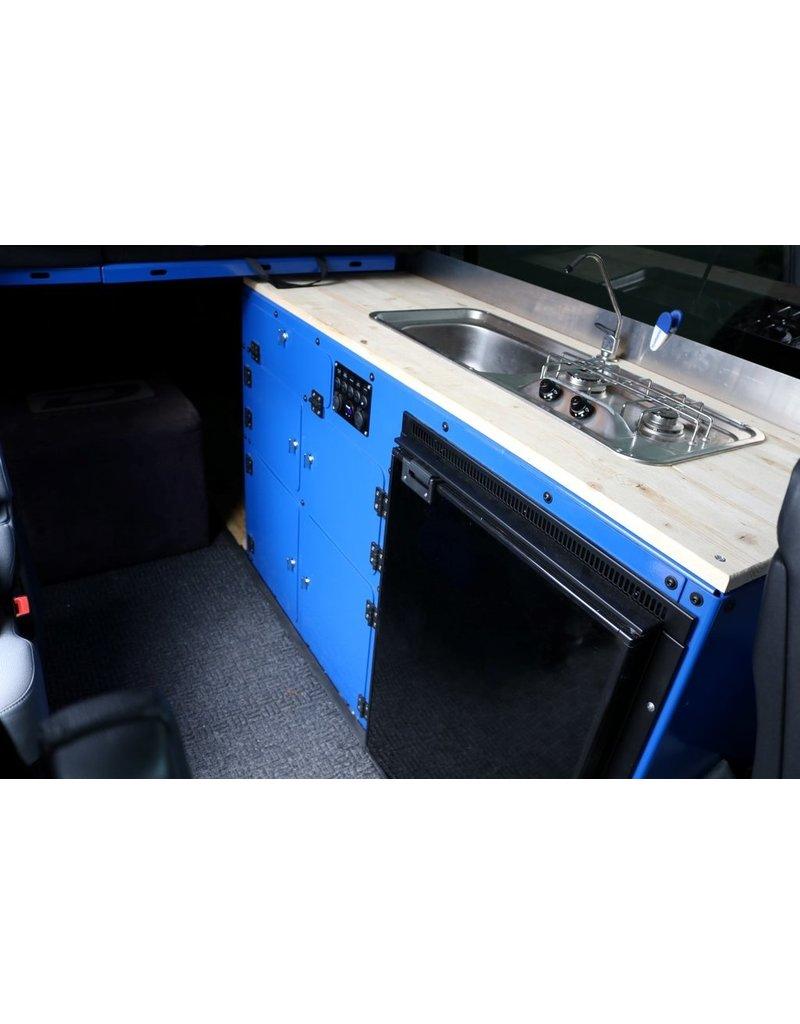 VAN COMPASS UNIVERSAL Küchenmodul 112x51x86 cm