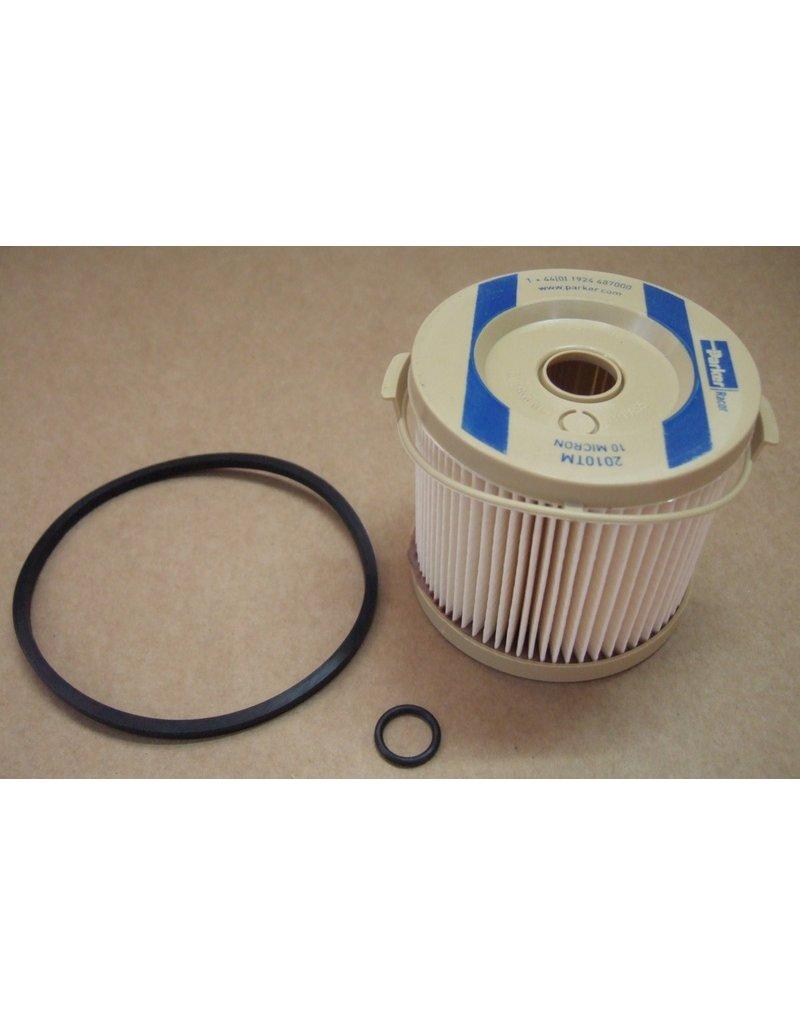 RA212 Cartouche pré-filtre RACOR 500FG. Filtration 10 microns