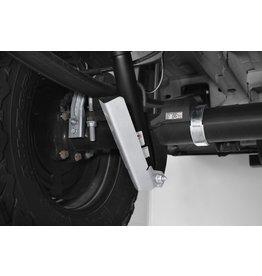 MAN TGE / VW CRafter 2017+ Protection pour amortisseurs arrière
