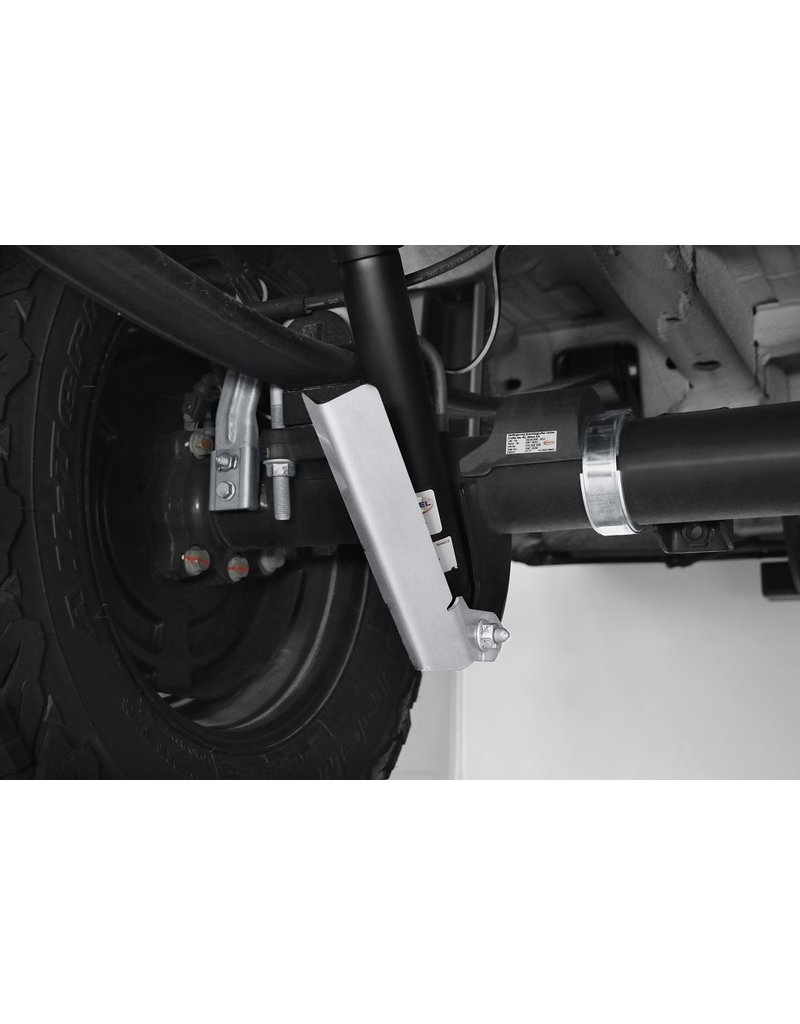 MAN TGE / VW Crafter 2017+ Protection for rear shocks