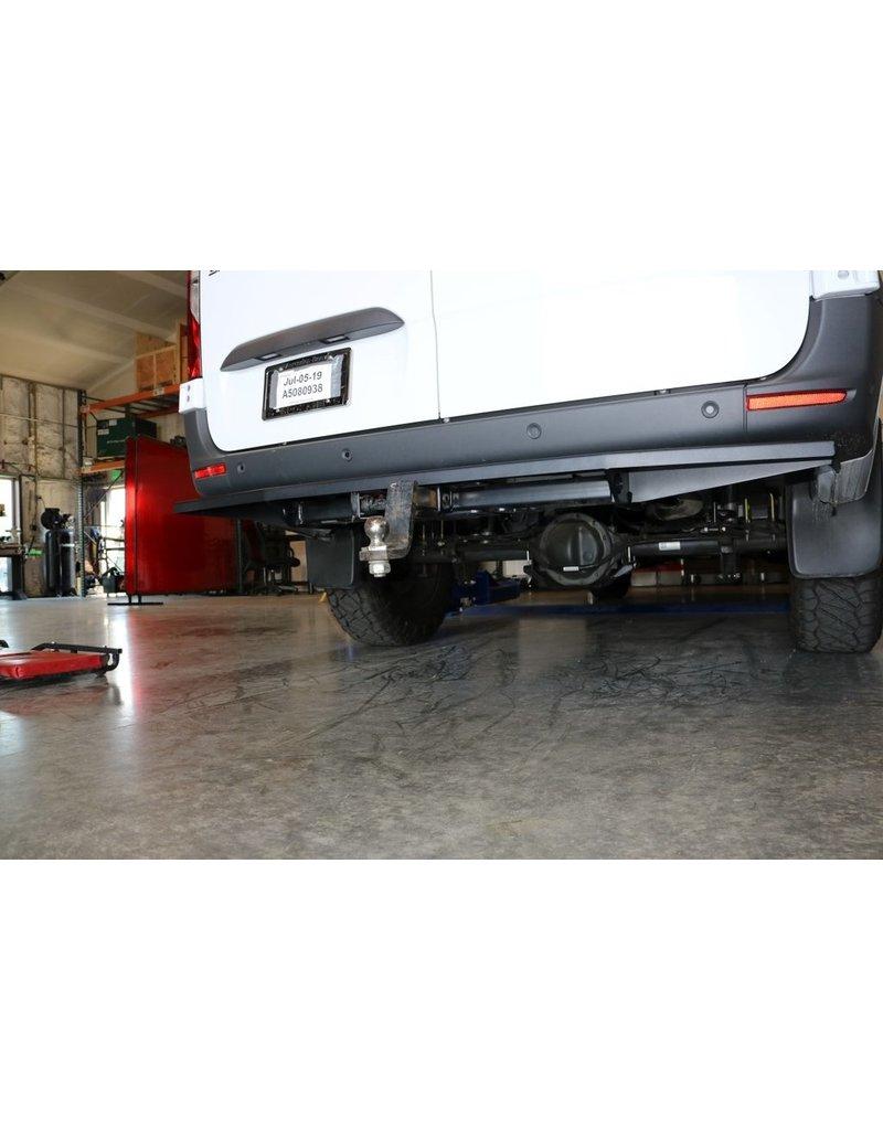 VAN COMPASS Sprinter 907 marche pied arrière