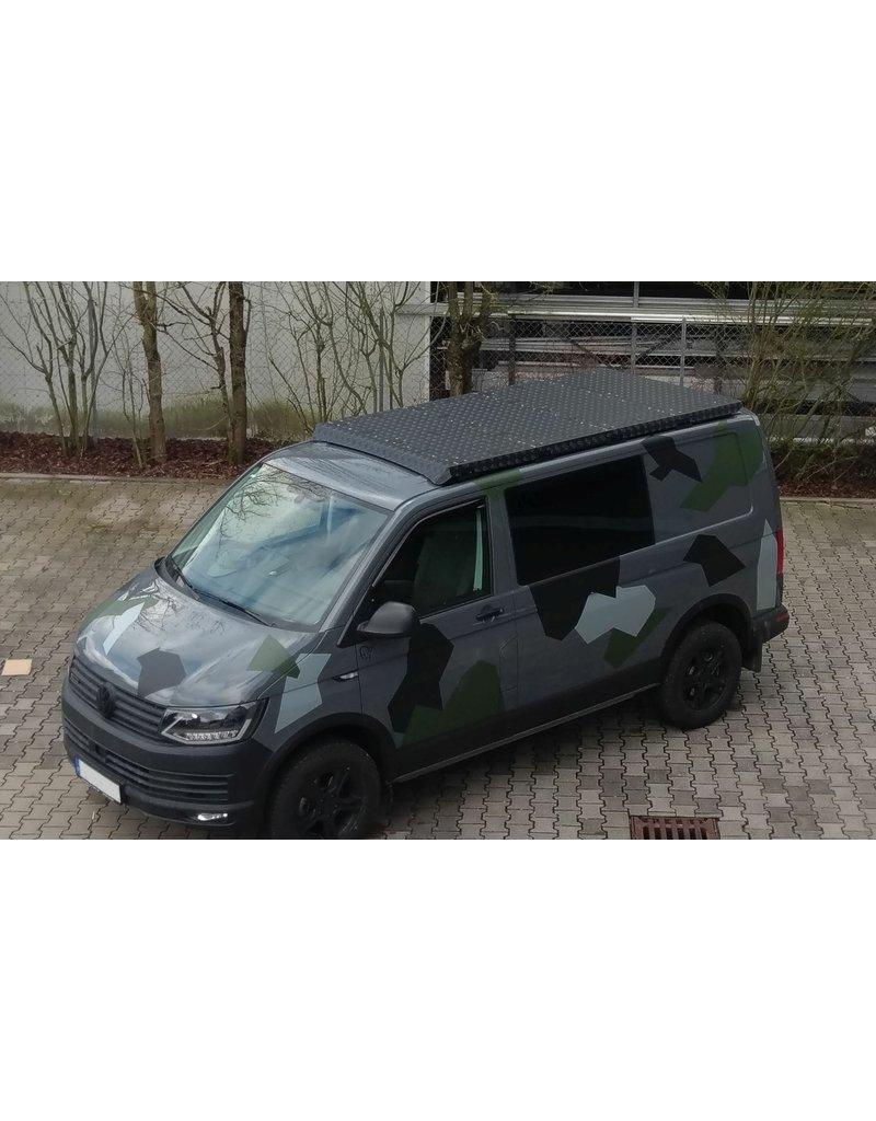 GTV-GMB VW T5/6 modulares Dachgepäckträgersystem komplett kurzer Radstand