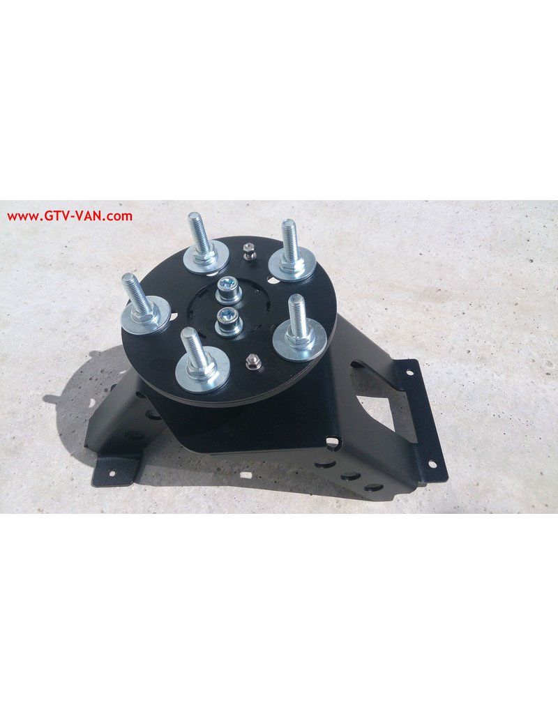 wheel carrier module (screw nuts) for GTV-GMB  carrier T5/T6