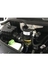 Einbau und Inbetriebnahme des Dieselfilters, beim Volkswagen T6 TDi