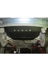 Motor- und Getriebe-Unterbodenschutzplatte für VW T4