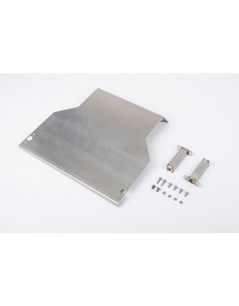 SEIKEL Aluminium-protection for differential /skid plate 5 mm VW T6  with body lift