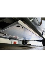 SEIKEL 5 mm Aluminium-protection for fuel tank /skid plate VW T6