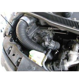 Prise d'air moteur rehaussé pour plus de profondeur de gué pour VW T5