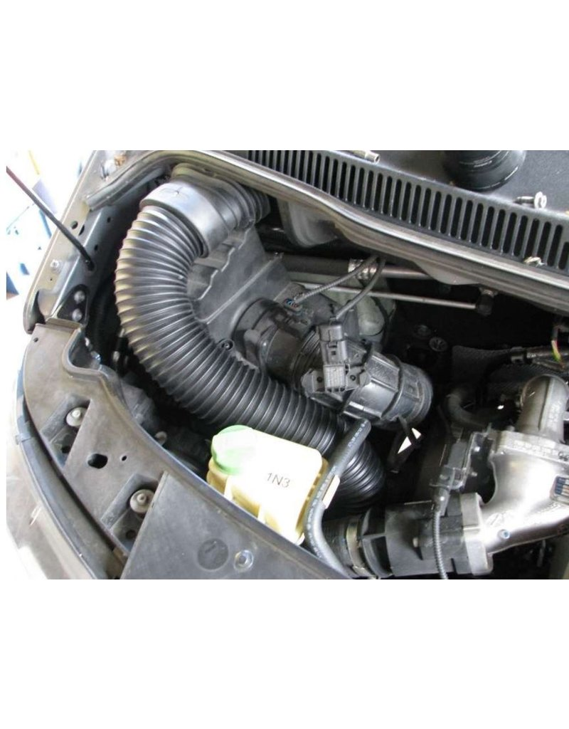 TERRANGER elevated engine air intake, for VW T5