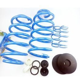 Body lift springs for VW T5/6, lift 30 mm