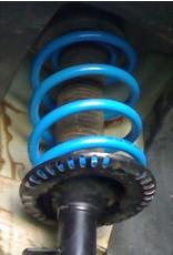 Body lift springs for VW T5/6, lift 30 mm