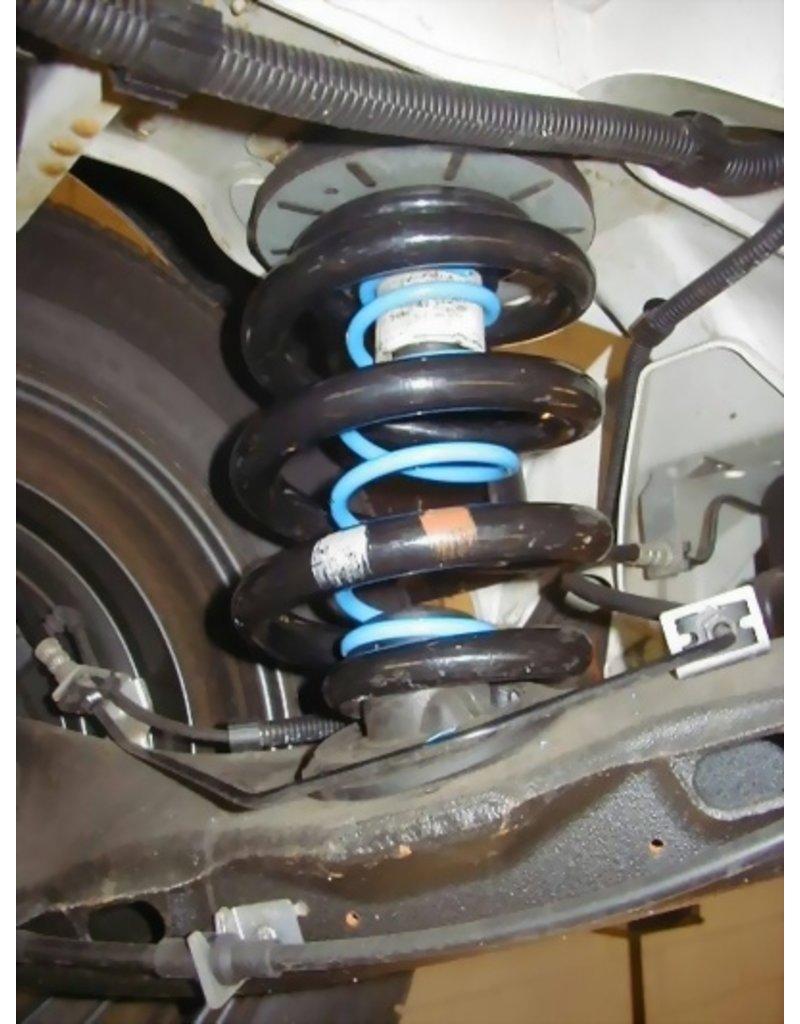 Höherlegungsfeder-Set für VW T5/6, circa 30 mm