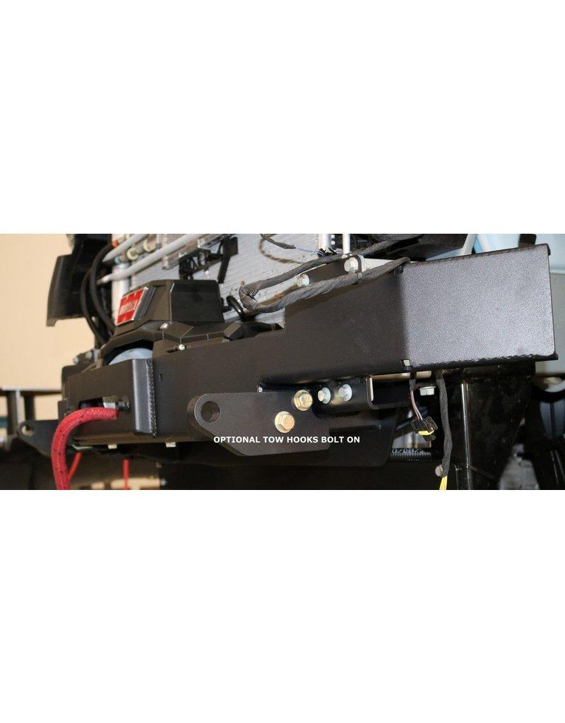 VAN COMPASS™ MERCEDES SPRINTER 907 WINCH MOUNT WITH OPTIONAL TOW HOOKS
