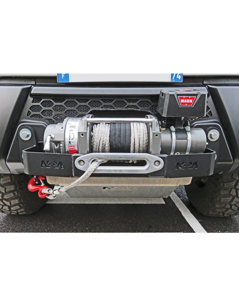 IVECO Daily VI (2014–2019) 4x4  Motor Unterfahrschutz aus Alu 8 mm