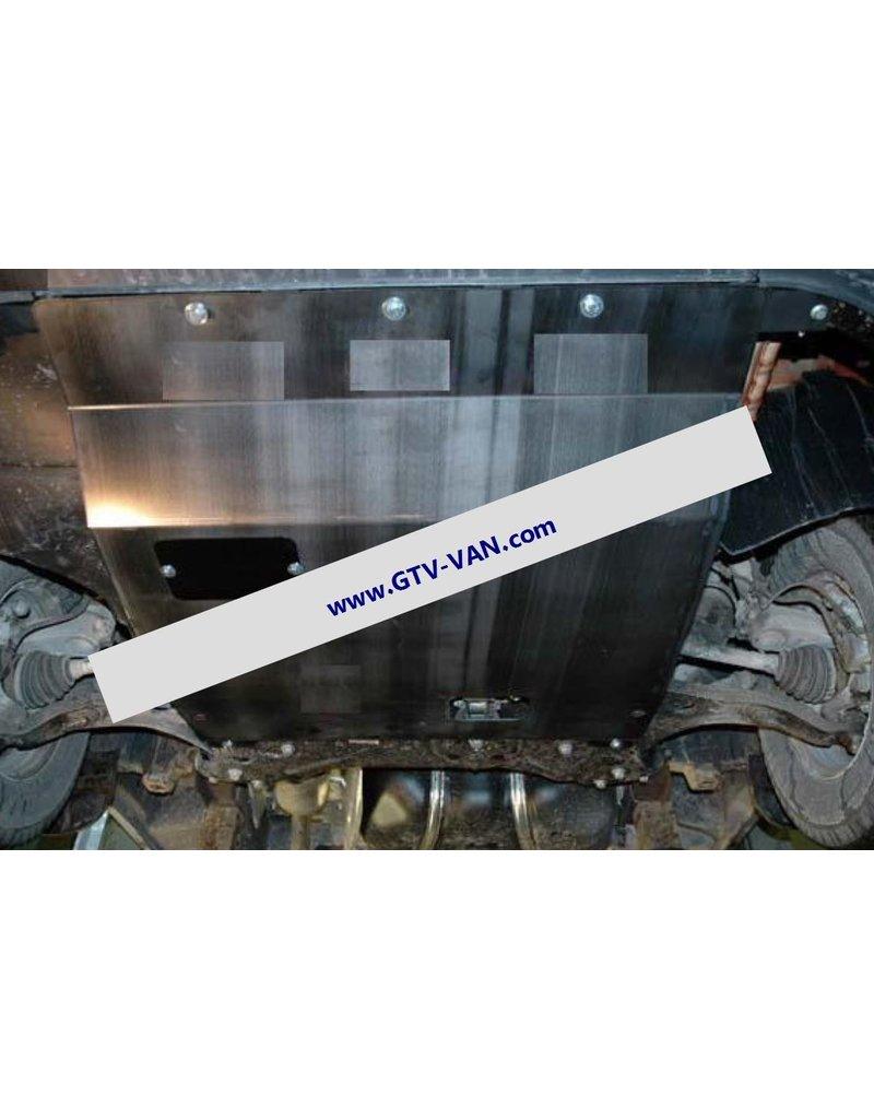 engine skid plate 2,5 mm steel -Fiat Ducato III/Citroën Jumper II/Peugeot Boxer II/Ram ProMaster (since 2006)