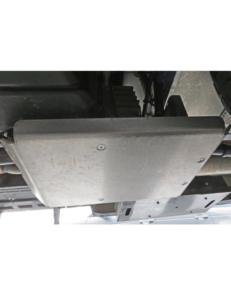 IVECO Daily VI (2014–2019) 4x4 Unterfahrschutz Verteilergetriebe Alu 8 mm