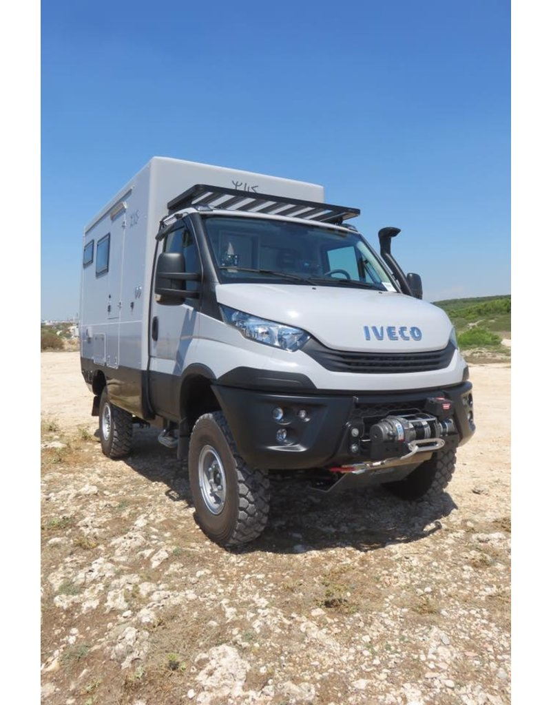 Platine montage treuil IVECO Daily VI (2014–2019)