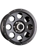 Alloy rim, 18x8,5 5/120 ET40, beadlock optic for VW T5/6