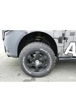 Alloy rim, WP 16x7,5 5/112 ET50 for Mercedes 447