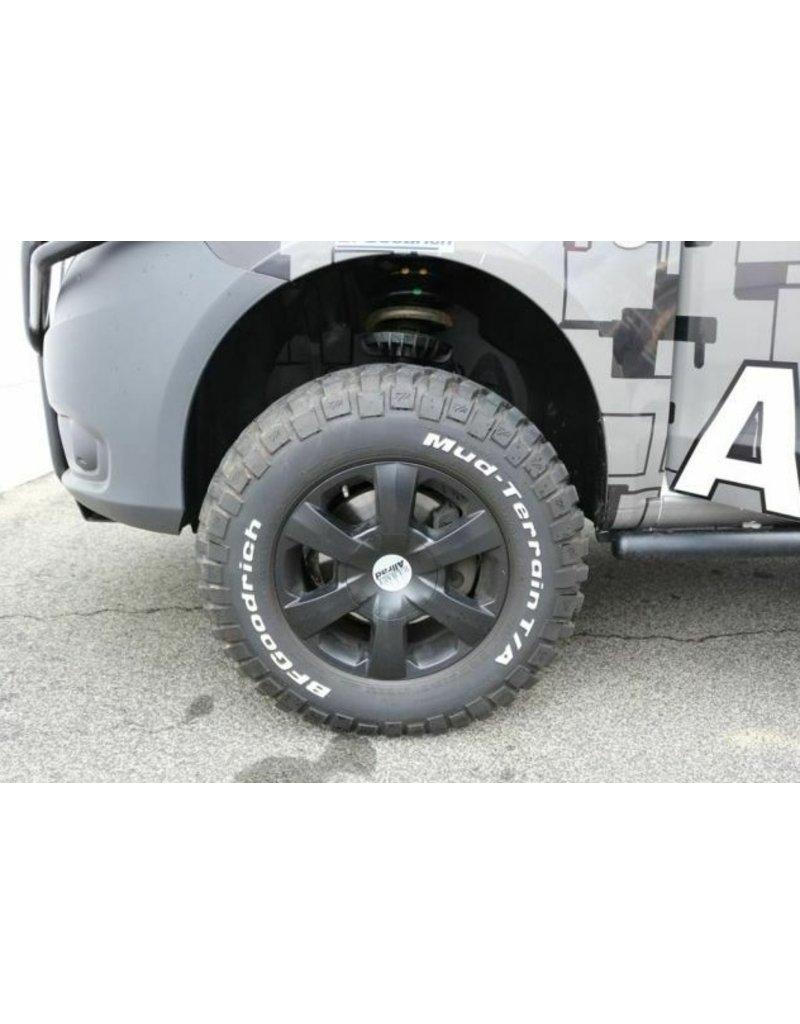 Alufelge, WP 16x7,5 5/112 ET50 für Mercedes 447