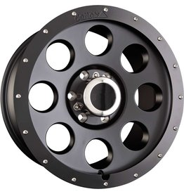 Alloy rim, 18x8,5 6/130, beadlock optic for Mercedes Sprinter