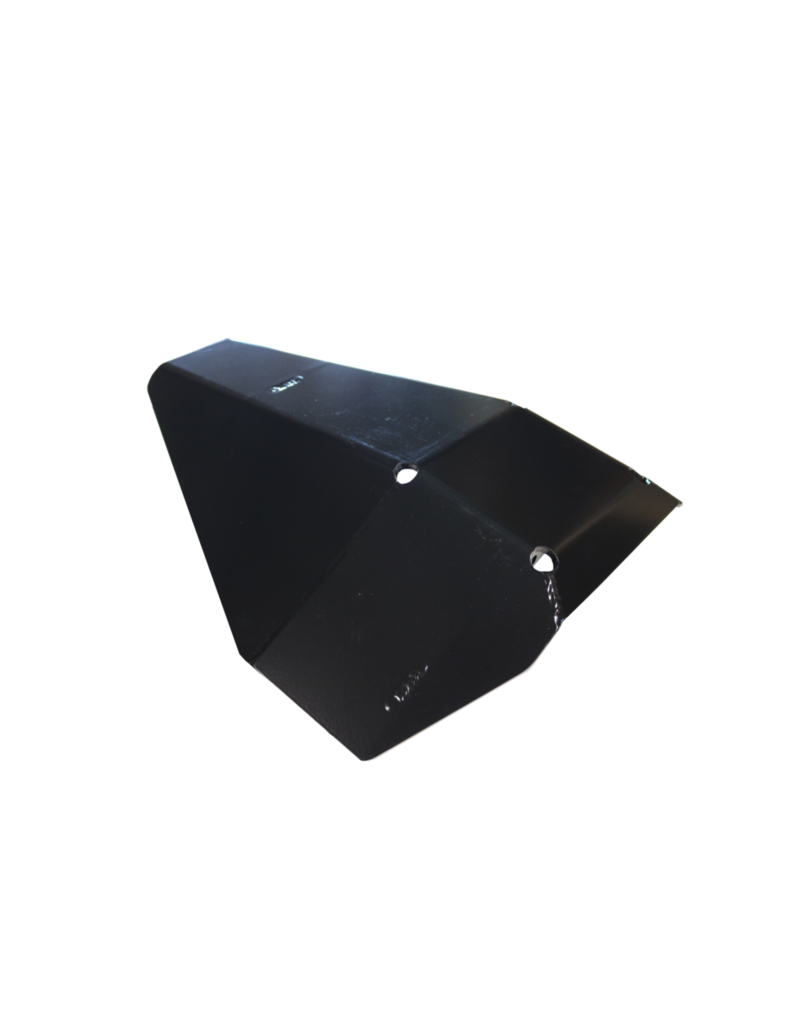 VAN COMPASS FORD TRANSIT 2014 + steel (5mm) - protection/ skid plate for differential
